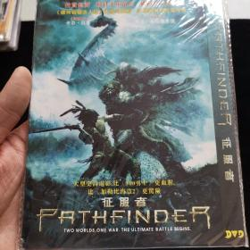 DVD光盘 征服者 1碟简装