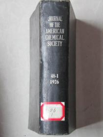 JOURNAL OF THE AMERICAN CHEMICAL SOCIETY 48-1[1926]