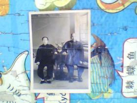 老照片;五十年代老两口