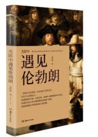 光影中遇见伦勃朗 史作柽著 畅销图书 正版现货 艺术人文哲学美学理论 书籍