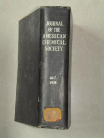JOURNAL OF THE AMERICAN CHEMICAL SOCIETY 60-2[1938]