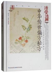 XN-JW活血活用中华传世偏方秘方(精装)