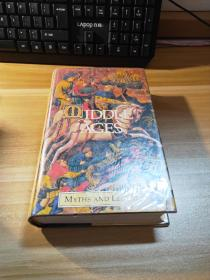 原版精装插图本《MYTHS AND LEGENDS SERIES MIDDLE AGES H.A.GUERBER》神话传说