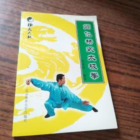 简化杨式太极拳