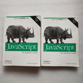 JavaScript权威指南 第6版(上下册)