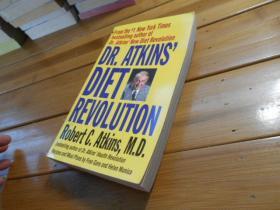 DR. ATKINS' DIET REVOLUTION(阿特金斯博士的饮食革命)