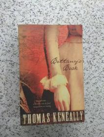 托马斯·肯尼利 Thomas Keneally:Bettany Book (澳大利亚) 英文原版书