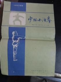 少林武术集锦——少林小洪拳【2开挂图】