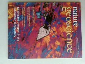 nature geoscience 2012/12 外文原版过期自然地球科学杂志