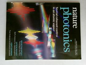 nature photonics 2013/01 外文原版过期自然光学杂志