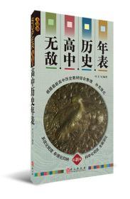 无敌高中历史年表(最新版)