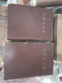毛泽东选集一卷本两册合售