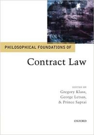 Philosophical Foundations of Contract Law (英语)