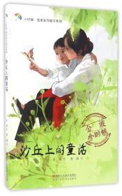小时候·名家名作画本系列:沙丘上的童话/作者金波/浙江人民美术出版社