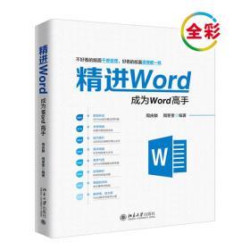 精进Word:成为Word高手