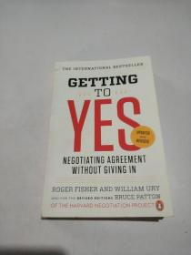 GETTING TO YES(外文)