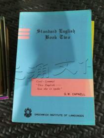 STANDARD ENGLISH BK.2---[ID:300529][%#345I2%#]