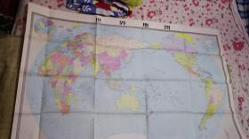 世界地图 长1.59米—宽1.12米