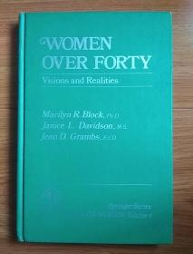 WOMEN OVER FORTY 英文原版