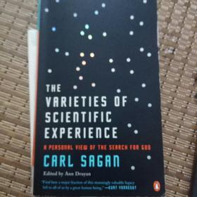The Varieties of Scientific Experience:A Personal View of the Search for God