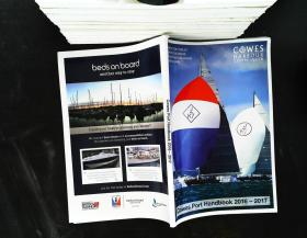 cowes port handbook 2016-2017