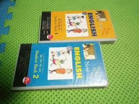 磁带:new english【新型英语】student book 【1,2】