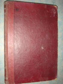 《水,电解质及酸碱平衡》1954年影印初版 英文版 附原书发票 打印机打印 稀见 仅印280册 馆藏 书品如图