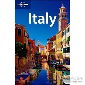 Lonely Planet Phrasebook: Italy孤独星球旅行指南:意大利