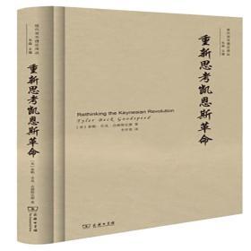现代货币理论译丛:重新思考凯恩斯革命