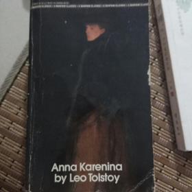 英文:安娜.卡列妮娜AnnaKareninabyLeoTolstoy