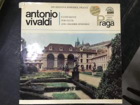 黑胶原版唱片ANTONIO VIVALDI