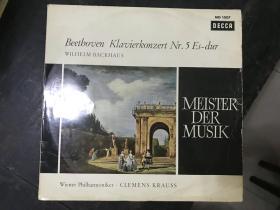黑胶原版唱片BEETBOVEN KLAVIERKONZERT NR.5 ES-DUR