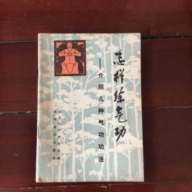 怎样练气功—介绍几种气功功法  北京气功研究会编