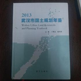 2013武汉市国土规划年鉴