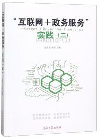 """""""互联网+政务服务""""实践(3)"""