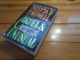 PATRICIAD CORNWELL, CRUEL & UNUSUAL(帕特里西德·康威尔,《残酷与不寻常》)