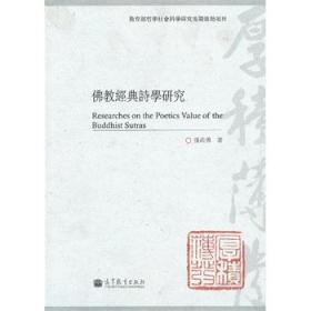 佛教经典诗学究 孙尚勇 9787040247596
