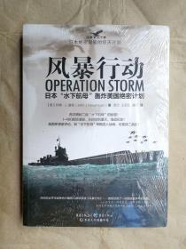 风暴行动:日本水下航母轰炸美国绝密计划(美)约翰.J.盖根 著