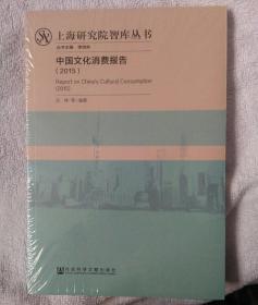 中国文化消费报告(2015)