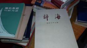 辞海---语言文字分册