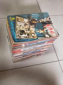 无线电杂志(80-89十年全套120本合售)