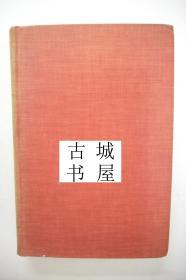 古籍《德克萨斯游骑队》Lonnie Rees精美黑白插图,1935年出版,精装