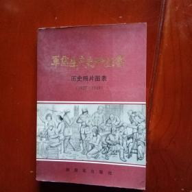 军需生产史料丛书:历史照片图表5(1927--1949)