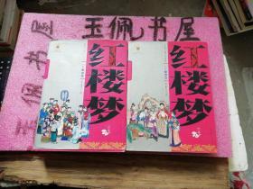 中国古典文学名著-红楼梦(上下卷白话美绘版)