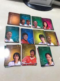 锵锵玫瑰-99中国国家女子足球队球星卡(全106张)