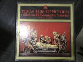 黑胶原版唱片3张装TOMAS LUIS DE VICTORIA