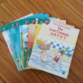 培生儿童英语分级阅读第六级(第6级)16册图书