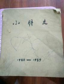 小朋友(1984年4-12期,1985年1-12期合订共21本)