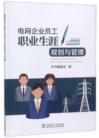 电网企业员工职业生涯规划与管理