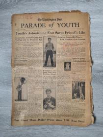 PARADE OF YOUTH  5.26 1935年印